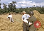 Image of French farmers France, 1944, second 2 stock footage video 65675020910