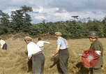 Image of French farmers France, 1944, second 12 stock footage video 65675020910