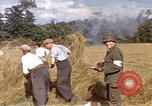 Image of French farmers France, 1944, second 15 stock footage video 65675020910