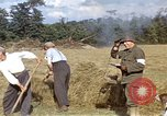 Image of French farmers France, 1944, second 17 stock footage video 65675020910
