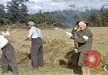 Image of French farmers France, 1944, second 18 stock footage video 65675020910