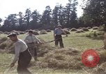 Image of French farmers France, 1944, second 19 stock footage video 65675020910