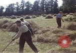 Image of French farmers France, 1944, second 24 stock footage video 65675020910