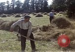 Image of French farmers France, 1944, second 26 stock footage video 65675020910