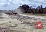 Image of P-47 and P-38 aircraft operating from St.Mere Eglise Saint Mere Eglise France, 1944, second 4 stock footage video 65675020911