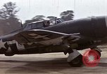 Image of P-47 and P-38 aircraft operating from St.Mere Eglise Saint Mere Eglise France, 1944, second 13 stock footage video 65675020911