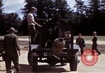 Image of P-47 and P-38 aircraft operating from St.Mere Eglise Saint Mere Eglise France, 1944, second 38 stock footage video 65675020911