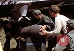 Image of P-47 and P-38 aircraft operating from St.Mere Eglise Saint Mere Eglise France, 1944, second 53 stock footage video 65675020911
