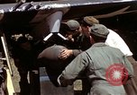Image of P-47 and P-38 aircraft operating from St.Mere Eglise Saint Mere Eglise France, 1944, second 56 stock footage video 65675020911