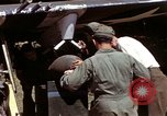 Image of P-47 and P-38 aircraft operating from St.Mere Eglise Saint Mere Eglise France, 1944, second 57 stock footage video 65675020911