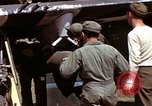 Image of P-47 and P-38 aircraft operating from St.Mere Eglise Saint Mere Eglise France, 1944, second 59 stock footage video 65675020911
