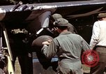 Image of P-47 and P-38 aircraft operating from St.Mere Eglise Saint Mere Eglise France, 1944, second 61 stock footage video 65675020911