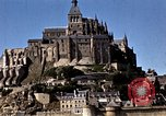 Image of War correspondents visiting Mont Saint Michel and Saint Malo France, 1944, second 45 stock footage video 65675020912