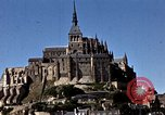 Image of War correspondents visiting Mont Saint Michel and Saint Malo France, 1944, second 48 stock footage video 65675020912