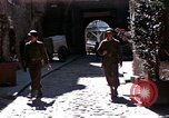 Image of War correspondents visiting Mont Saint Michel and Saint Malo France, 1944, second 61 stock footage video 65675020912