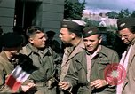 Image of war correspondents Rampieux France, 1944, second 17 stock footage video 65675020914