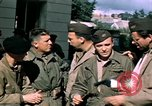 Image of war correspondents Rampieux France, 1944, second 18 stock footage video 65675020914