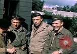 Image of war correspondents Rampieux France, 1944, second 21 stock footage video 65675020914