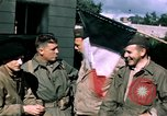 Image of war correspondents Rampieux France, 1944, second 25 stock footage video 65675020914