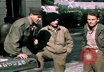 Image of war correspondents Rampieux France, 1944, second 30 stock footage video 65675020914
