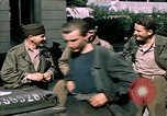 Image of war correspondents Rampieux France, 1944, second 33 stock footage video 65675020914