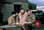 Image of war correspondents Rampieux France, 1944, second 41 stock footage video 65675020914