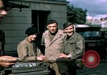 Image of war correspondents Rampieux France, 1944, second 42 stock footage video 65675020914
