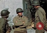 Image of 3rd Armored Division with French children Ardennes France, 1944, second 16 stock footage video 65675020918