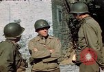 Image of 3rd Armored Division with French children Ardennes France, 1944, second 17 stock footage video 65675020918