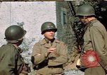 Image of 3rd Armored Division with French children Ardennes France, 1944, second 21 stock footage video 65675020918