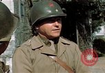 Image of 3rd Armored Division with French children Ardennes France, 1944, second 23 stock footage video 65675020918