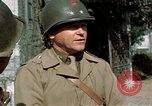 Image of 3rd Armored Division with French children Ardennes France, 1944, second 25 stock footage video 65675020918