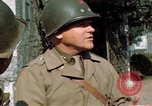 Image of 3rd Armored Division with French children Ardennes France, 1944, second 27 stock footage video 65675020918