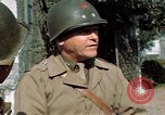 Image of 3rd Armored Division with French children Ardennes France, 1944, second 28 stock footage video 65675020918