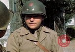 Image of 3rd Armored Division with French children Ardennes France, 1944, second 29 stock footage video 65675020918