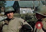 Image of 3rd Armored Division with French children Ardennes France, 1944, second 31 stock footage video 65675020918