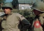 Image of 3rd Armored Division with French children Ardennes France, 1944, second 34 stock footage video 65675020918