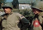 Image of 3rd Armored Division with French children Ardennes France, 1944, second 35 stock footage video 65675020918