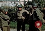 Image of 3rd Armored Division with French children Ardennes France, 1944, second 37 stock footage video 65675020918