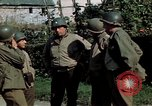 Image of 3rd Armored Division with French children Ardennes France, 1944, second 38 stock footage video 65675020918
