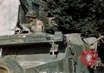 Image of 3rd Armored Division with French children Ardennes France, 1944, second 45 stock footage video 65675020918