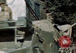 Image of 3rd Armored Division with French children Ardennes France, 1944, second 46 stock footage video 65675020918