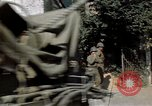 Image of 3rd Armored Division with French children Ardennes France, 1944, second 47 stock footage video 65675020918