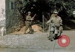 Image of 3rd Armored Division with French children Ardennes France, 1944, second 51 stock footage video 65675020918