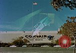 Image of F-106B Tandem Trainer Fort Worth Texas USA, 1956, second 13 stock footage video 65675020954