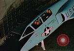 Image of F-106B Tandem Trainer Fort Worth Texas USA, 1956, second 22 stock footage video 65675020954