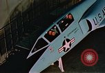 Image of F-106B Tandem Trainer Fort Worth Texas USA, 1956, second 23 stock footage video 65675020954