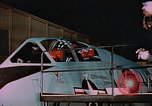 Image of F-106B Tandem Trainer Fort Worth Texas USA, 1956, second 30 stock footage video 65675020954