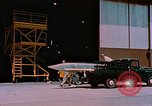 Image of F-102A Edwards Air Force Base California USA, 1956, second 22 stock footage video 65675020955
