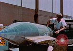 Image of F-102A Edwards Air Force Base California USA, 1956, second 24 stock footage video 65675020955